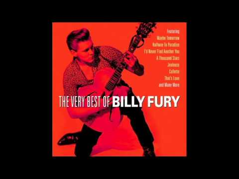 Billy Fury   I'd Never Find Another You