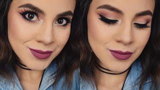 Maquillaje muy fácil!