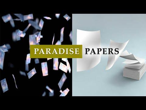 Paradise Papers leaked : biggest data leak reveals financial secrets of world's elite