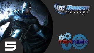 DC Universe Online Gameplay Walkthrough Part 5 - Crime Alley