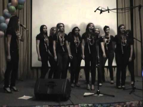 Stay - Mozella A Cappella (University of Michigan Harmonettes)