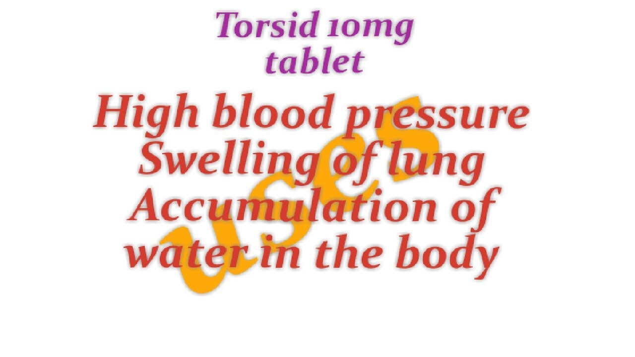 Torsid tablets: instructions for use, description, analogs and reviews 91