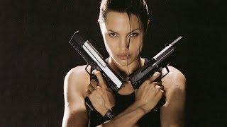 Tomb Raider: Лара Крофт ДЖОЛИ КРАСОТКА!