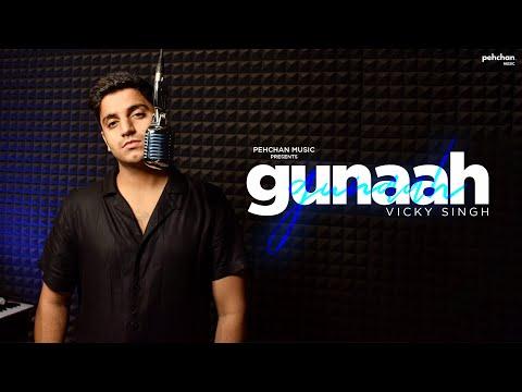 Gunaah Kiya Dil Maine - Vicky Singh | Unplugged Cover | Blood Money | Mustafa Zahid | Jeet Gannguli