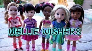 AMERICAN GIRL Wellie Wishers!