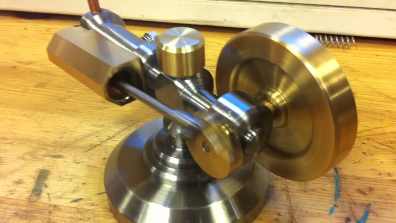 Lathe And Milling Project Steam Engine Youtube