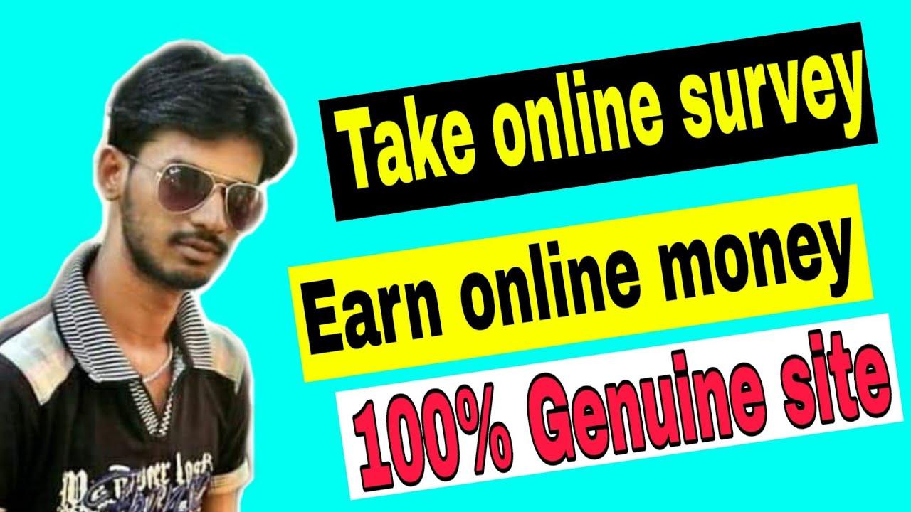 how to earn money by taking survey| earn money online from mobile | best earn money online website