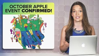 October Apple event: Everything we know