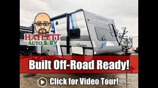 NEW MODEL 2020 Catalina 192FQS Expedtion Off Road Rugged Mini Travel Trailer