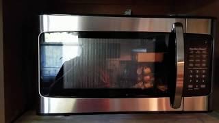 New Microwave (Hamilton Beach EM031MZC)