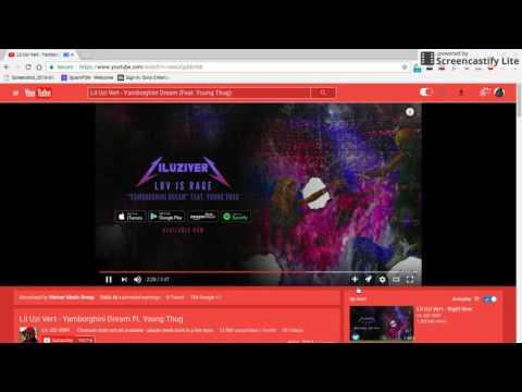 Lil Uzi Vert - Yamborghini Dream (Feat. Young Thug)(BASS BOOSTED)