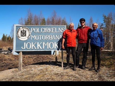 Bicycle Touring Pro: Crossing the Arctic Circle - EP. #182