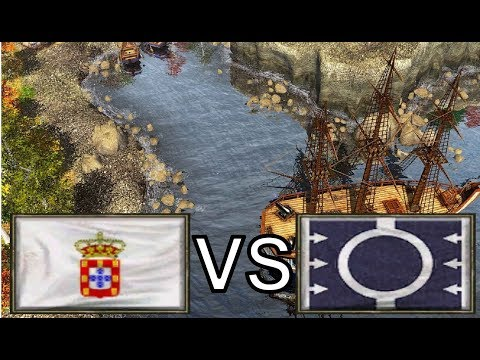 Boneng BACK at it again! Mr Waterboom pulls off an INCREDIBLE game [Age of Empires 3]