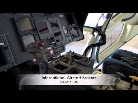 Eurocopter EC 155 For Sale - International Aircraft Brokers - 866-AVIATION