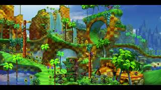 Stage - Green Hill Zone - DAYMARE: Dimension Wars Music Extended
