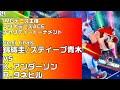 マリオテニスACE【錦織圭/S.青木vsK.アンダーソン/R.タネヒル】IMGテニス主催チャリティートーナメント準決勝