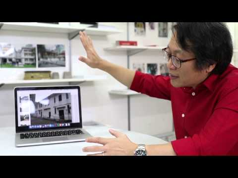Architectural Conservation - An Interview with Dr. Lee Ho Yin (Full Interview)