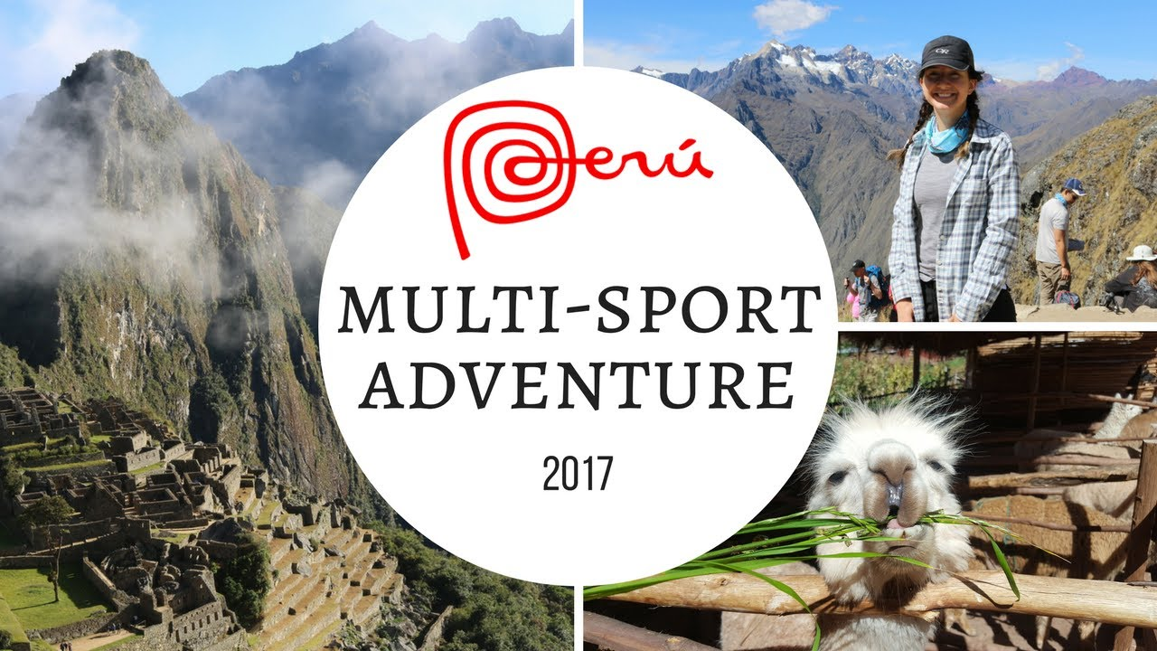 Peru Multisport Adventure with G Adventures - YouTube