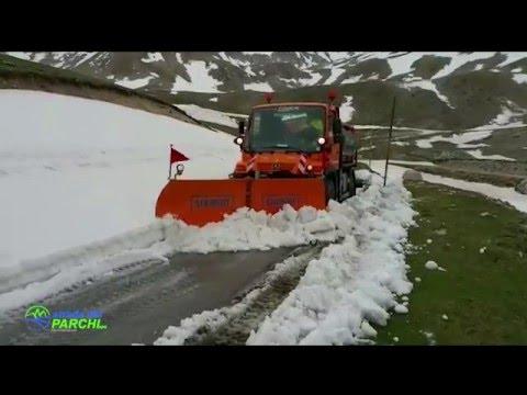 Campo imperatore, maggio con la neve