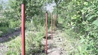 Простой и легкий способ,выдрать металлический столб из земли(, 2016-07-06T09:49:58.000Z)