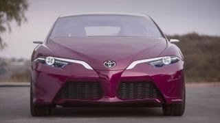 Toyota NS4 Concept 2012 Videos