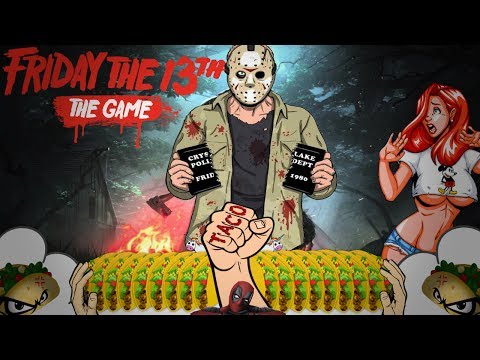 Friday the 13th: The Game  🔪