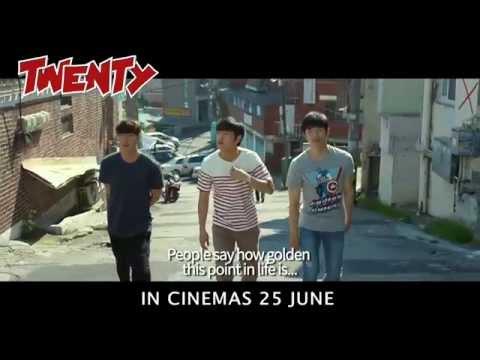 TWENTY 스물 Full trailer  : In Cinemas 25 June