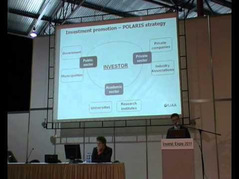 Invest Expo 2011 - Guntis Lauskis, POLARIS procesa vadītājs, LIAA (3.daļa)