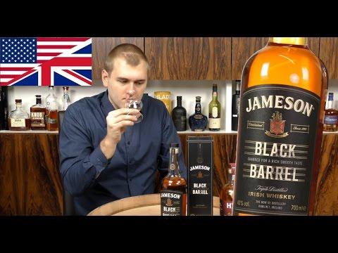Whisky Review/Tasting: Jameson Black Barrel