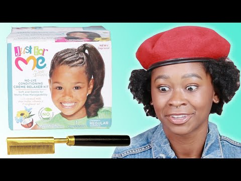 Thumbnail: Black Women React To 90s Hair Products
