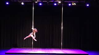 2018 US Pole Dance Championship Amateur Division - Victoria Diamond