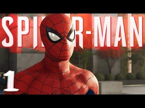FISK VS SPIDERMAN : Marvels Spider-Man PS4 Part 1