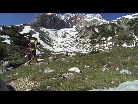 Watch: Opening the Route, A Run Through the Dolomites, by Jason Schlarb
