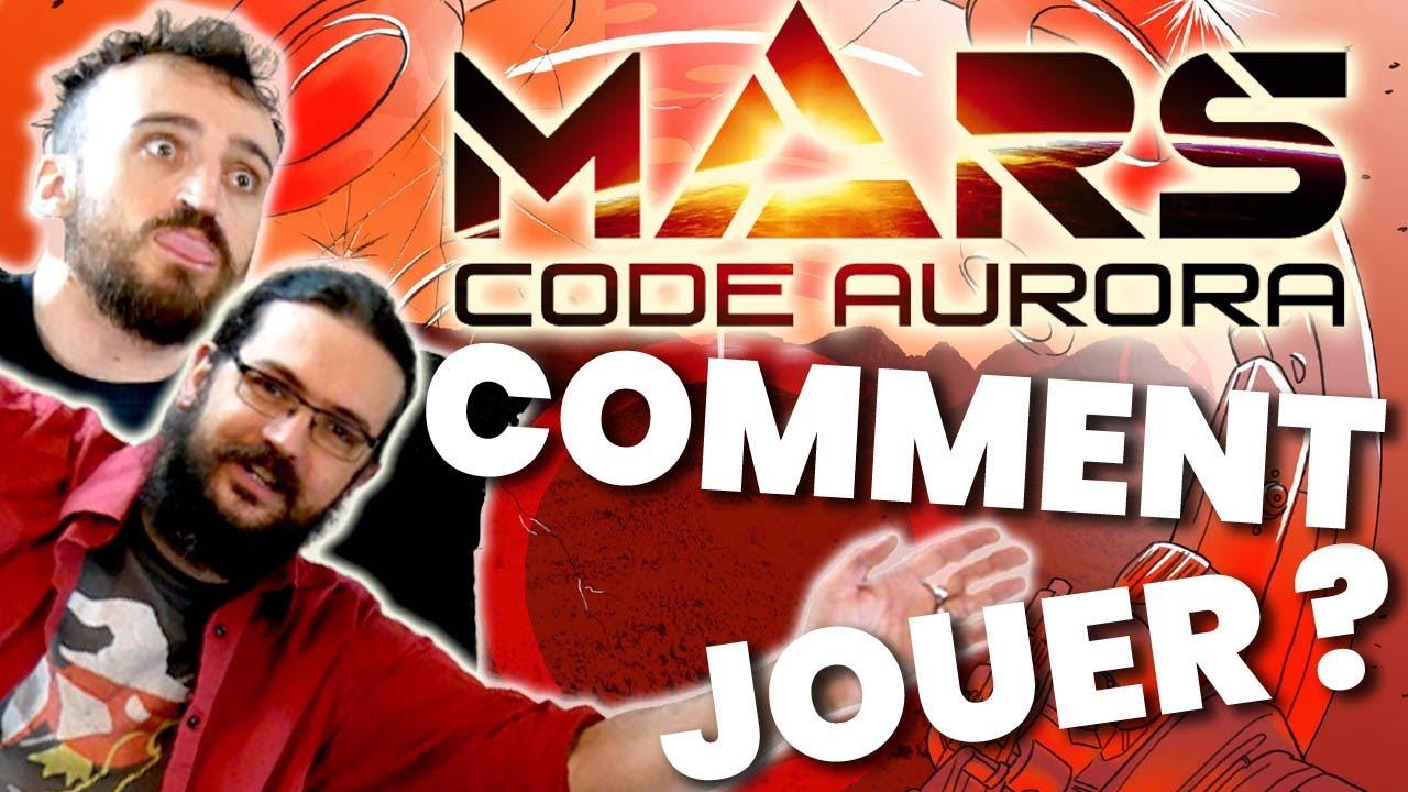 Mars Code Aurora - Des FRANÇAIS à l'assaut de la PLANÈTE ROUGE - TaGueuleOnApprend