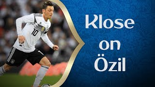 klose talks ozil