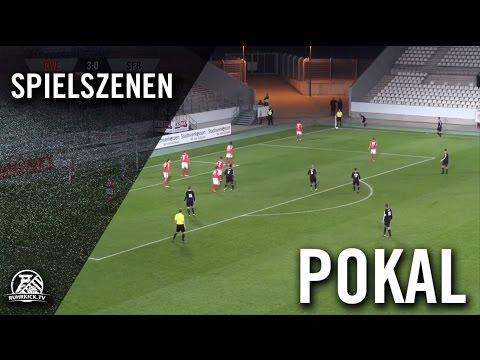 18. Spieltag: 1. FC Bocholt - SF Baumberg 1:3 (0:3) | Doovi