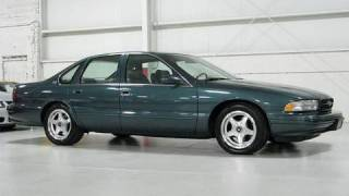 1996 Chevrolet Impala SS--Chicago Cars Direct HD