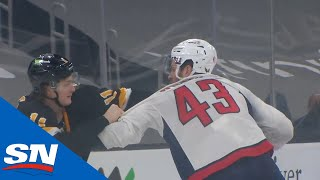 <b>Tom Wilson</b> Drops The Gloves For Tilt With Trent Frederic In His ...