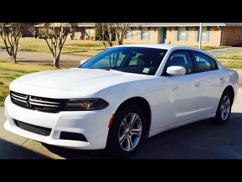 2015 Dodge Charger SE Full Review, Start Up, Exhaust