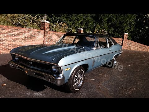 1970 Chevrolet Nova for sale Old Town Automobile in Maryland