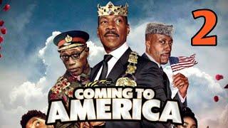 מגלה את אמריקה 2 (2021) Coming 2 America
