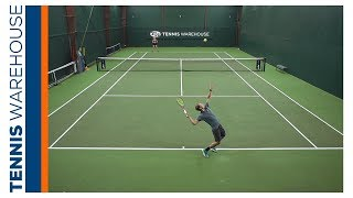 Improve your tennis: How to Beat an Aggressive Baseliner