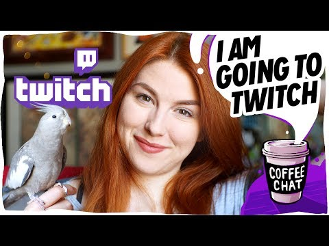 Moving to Twitch and My P.O. Box!