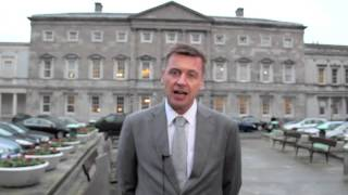 Dominic Hannigan TD introduces the parliamentary dimension to Ireland