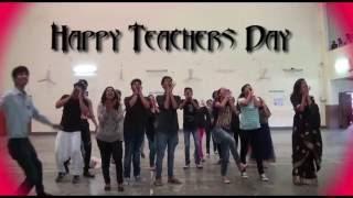 Teacher's Day at Don Bosco College Panjim