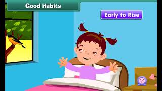 Good Habits For Kids | Good Habits For Kids In english | Step Learn