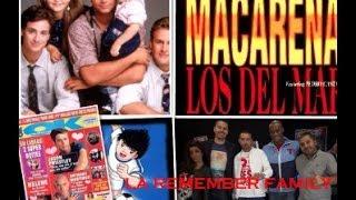 La Remember Family Saison 2 Ep.2 : La Fête à la Maison, Interview Los del Mar (Macarena)...