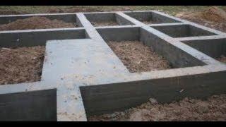 видео Рекомендации, как убрать старый фундамент