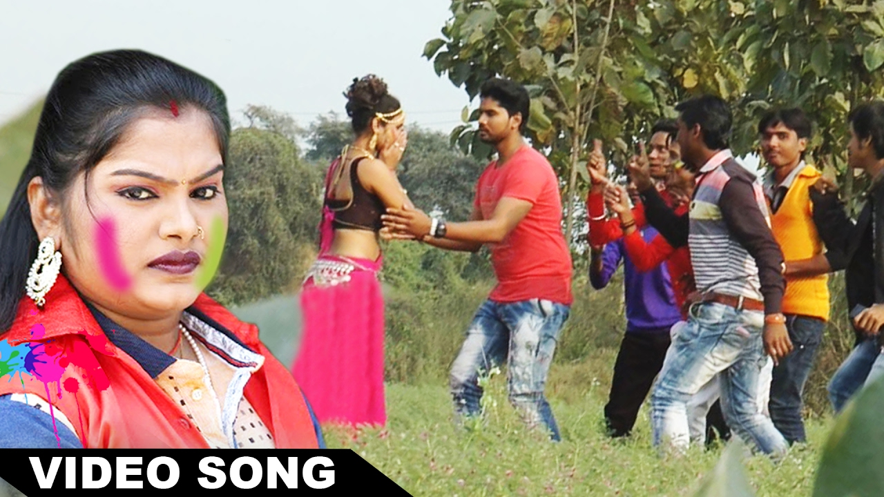 Non Stop Holi 2017 - Pushpa Rana - बलम रंगरसिया - Bhojpuri New Hot Song