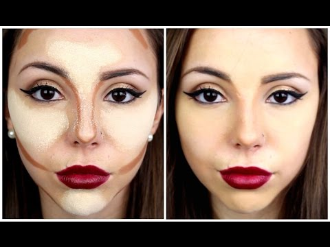 """How To """"Bake"""" Your Face (Highlighting & Contouring)"""